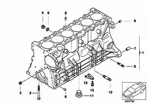 Original Parts For E46 325ci M54 Coupe    Engine   Engine Block