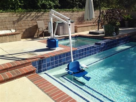 ada compliant pool lifts amr