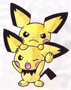 Pokemon Pichu Brothers