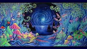 Trippy Landscape Wallpaper - WallpaperSafari