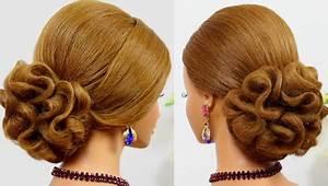 Formal hair updo tutorial Foto & Video