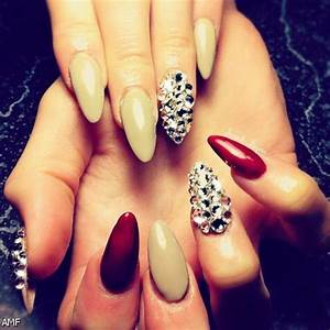 Acrylic Nails Tumblr 2015-2016 | Fashion Trends 2016-2017