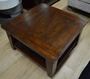 square dark wood coffee table design decoration With dark wood and white coffee table