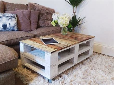 Der Couchtisch Aus Holzunique Coffee Table Design Rustic Furniture With Look 5 by Reclaimed Wood Coffee Table Lemmik In Farmhouse Style