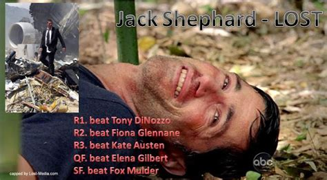 2010 Character Competition FINAL: Jack Shephard (LOST) vs ...