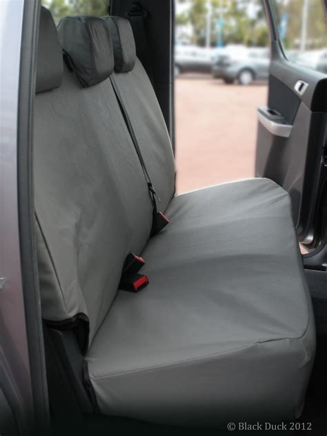rear bench fits selected ford ranger mazda bt  dual
