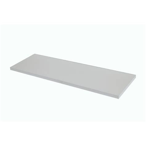 plan de toilette droit blanc l 150 x p 49 cm ep 3 8 cm sensea remix leroy merlin