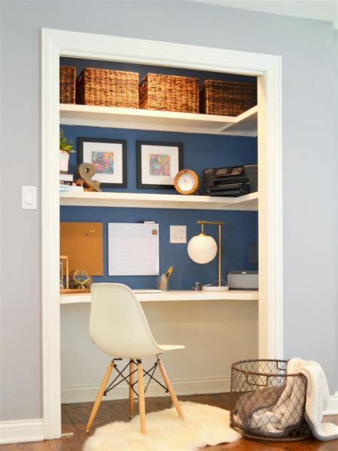 creative small closet ideas room makeovers  suit