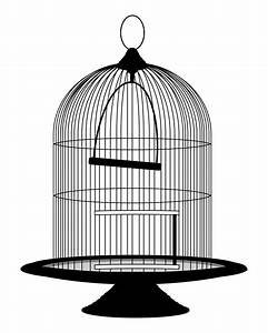 Vintage Birdcage Victorian Clipart Free Stock Photo ...