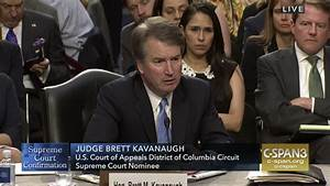 Freethought Caucus: Brett Kavanaugh's Views on Religious ...