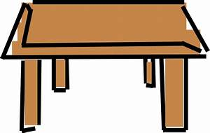 Cartoon Student At Desk