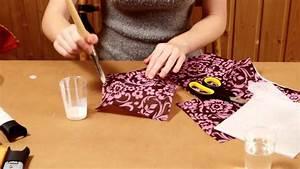 Bricolage Facile En Papier : technique de bricolage avec des serviettes youtube ~ Mglfilm.com Idées de Décoration