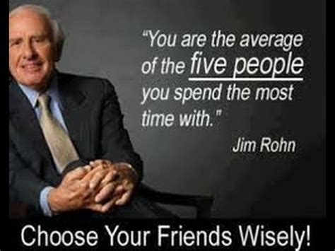 """""""you Are The Average Of The 5 People You Associate With"""