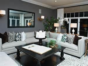 grey living room decorating ideas modern house