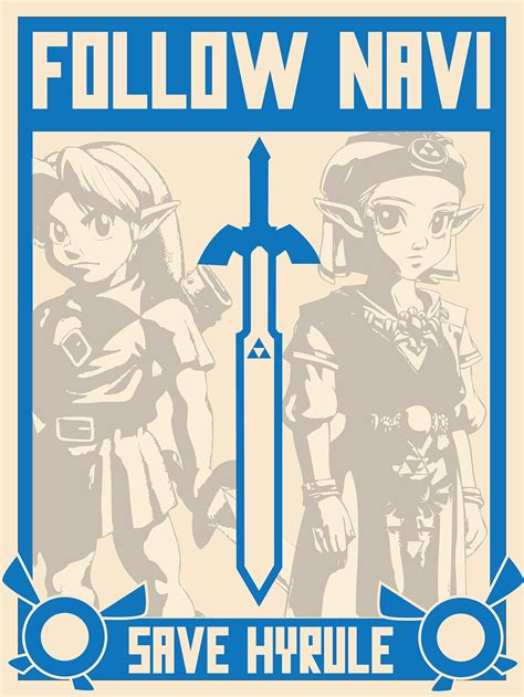 The Geeky Nerfherder Cool Art The Legend Of Zelda