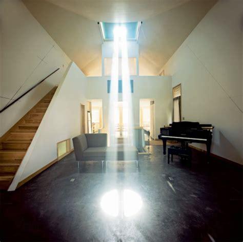burke house living room skylight doubles   sun dial