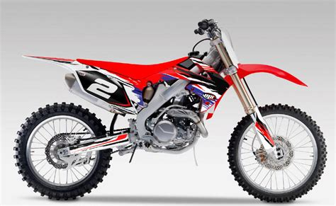 kit deco 250 crf 2006 images