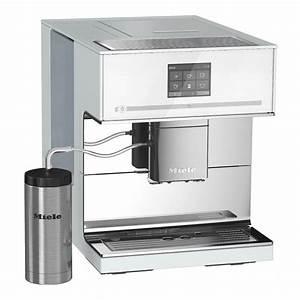 Kaffeemaschine miele quotcm7500wquot kaffee kumpeln for Kaffeemaschine miele