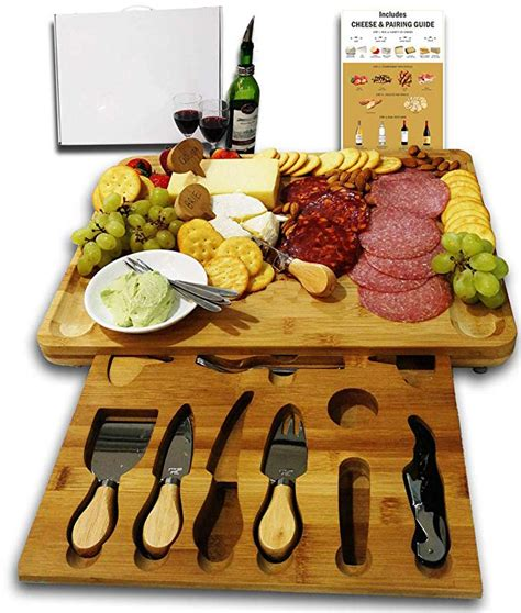 wholesale extra large charcuterie bamboo wooden cheese board view cheese board msl product