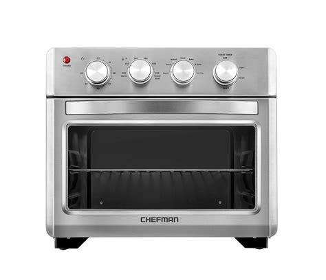 fryer toaster oven air chefman walmart rj50