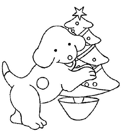 Kleurplaat Dribbel by Dribbel Kinder Kleurplaten Kerst