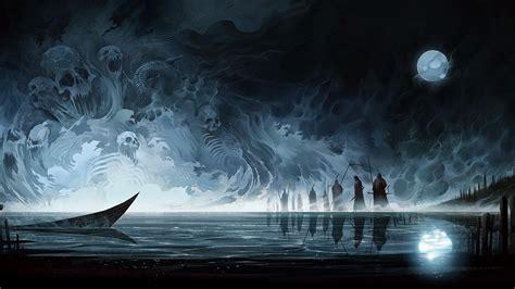 latest dark fantasy hd wallpapers full hd p  pc