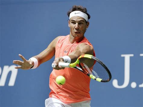 Nadal made to work again as Spaniard sets up clash with ...