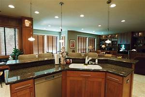 paint colors for kitchens with cherry wood cabinets With best brand of paint for kitchen cabinets with kichen wall art