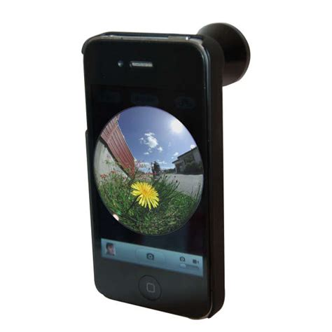 fisheye iphone lens fisheye lens for iphone 3g 3gs iwoot