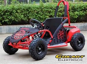 Elektro Go Kart Für Erwachsene : buggy gokart elektrisch mit 1000 watt 48 volt drosselbar rot strandbuggy s utv ~ Yasmunasinghe.com Haus und Dekorationen