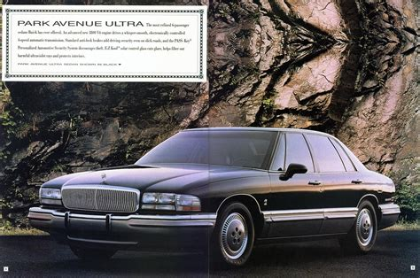 1991 Buick Park Avenue by 1991 Buick Park Avenue Ultra Sedan Buick 1981 1993