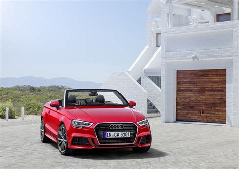 Audi Convertible Top Speed