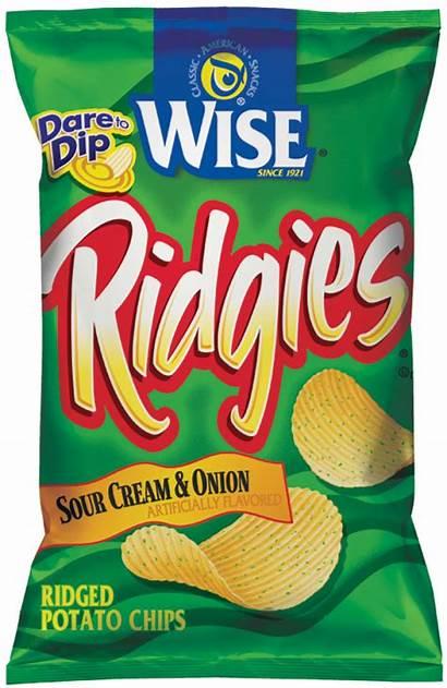 Sour Chips Wise Potato Onion Cream Oz