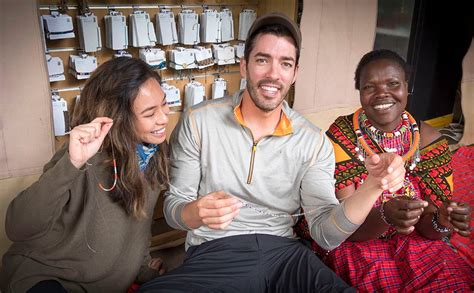 Property Brothers' Drew Scott Inside His Road To The