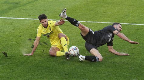 Partidos de hoy: Villarreal vs Real Madrid: Resumen ...