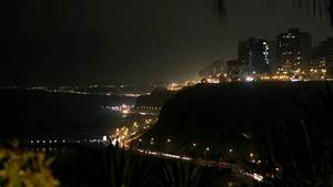 Video Footage Of A Traffic Timelapse In Lima, Peru, South ...