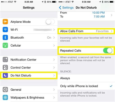 do not disturb iphone text messages ios 7 tips and tricks page 17