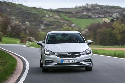 Opel Astra Hatchback by 2016 Opel Astra Biturbo Hatchback Gm Authority