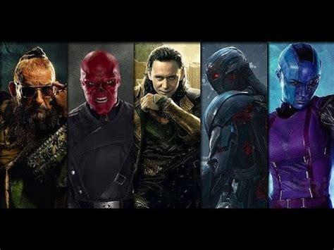 marveldc villains riot youtube