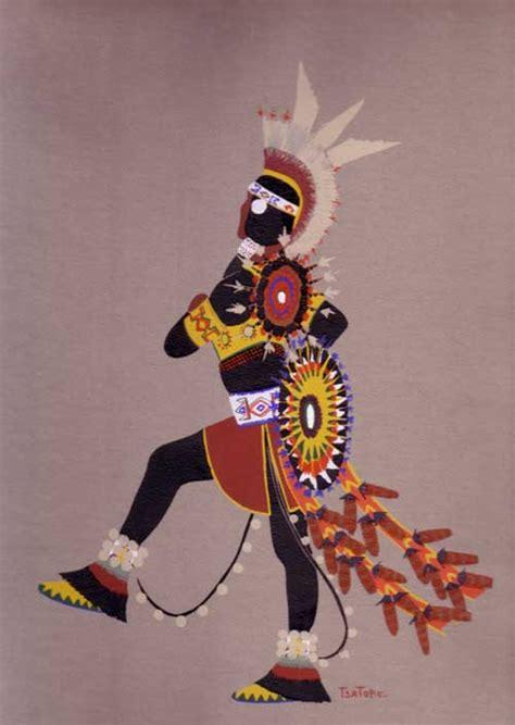 kiowa indian art portfolio  monroe tsatoke fine art