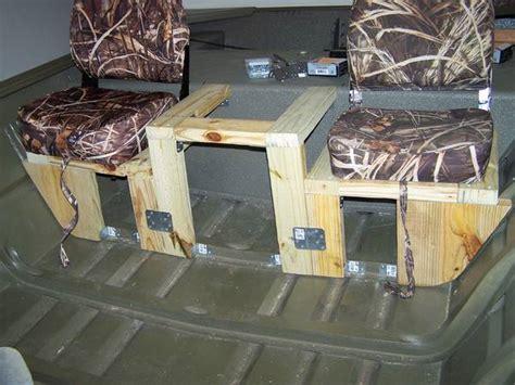 Jon Boat Deck Ideas by Duck On Duck Boat And Jon Boat