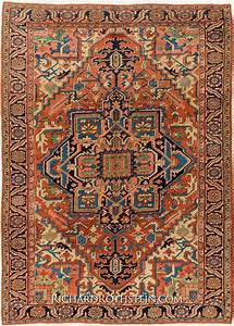 Oriental Rug Wallpaper