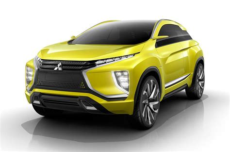 New features coming your way. Mitsubishi Commits to Electric SUVs with Tokyo eX Concept Car - autoevolution