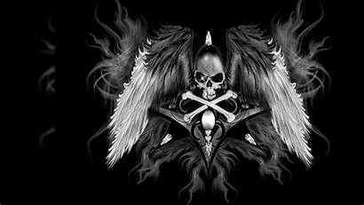 Skull Cool Wallpapers Flaming