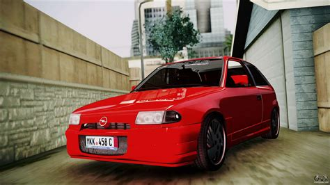 Opel Bg by Opel Astra Gsi Bg For Gta San Andreas