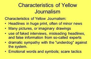 Fornology.com :... Journalism Definition