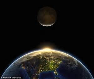 What if other planets took the moon's place? | Daily Mail ...