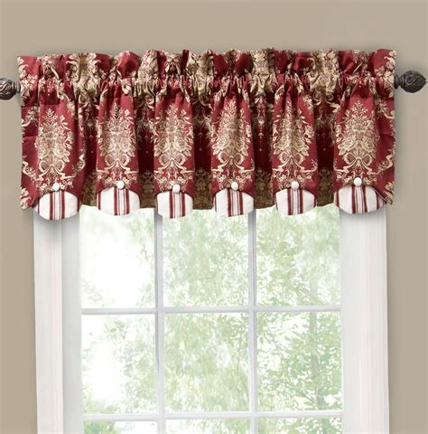 Kitchen Curtains And Valances by Waverly Kitchen Curtains And Valances Home Design Ideas