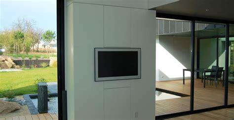 agencement de placard dressing meuble tv