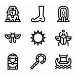 Egypt Flaticon Packs Icons Icon Travel Snowflakes